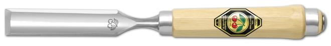 Kirschen 1431032 Firmer Gouge with Hornbeam Handle 32mm